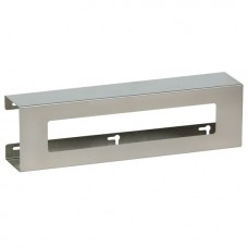 Clinton Double Slimline Stainless Steel Glove Box Holder Model GS-3022