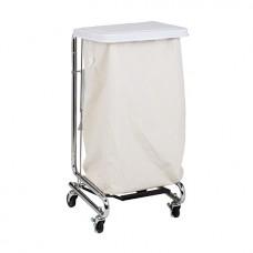 Clinton 25 in. Drawstring Style Cloth Hamper Bag Model H-25