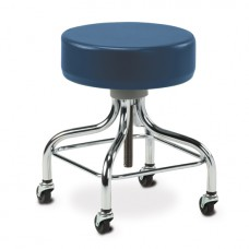 Clinton Chrome Base Stool Model 2100