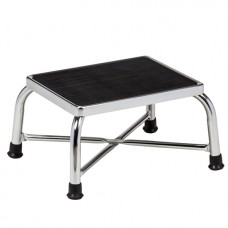 Clinton Chrome Bariatric Step Stool Model T-6142