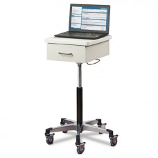 Clinton Compact, Tec-Cart™ Mobile Work Station with Drawer Model 9800