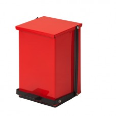 Clinton 24 Quart Premium Red Waste Receptacle Model TP-24R