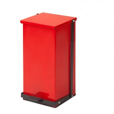Clinton 32 Quart Premium Red Waste Receptacle Model TP-32R