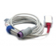 Mindray LNCS® Masimo SpO2 Cable - 8 Pin - 115-020768-00
