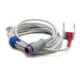 Mindray LNCS® Masimo SpO2 Cable - 8 Pin - 115-020768-00