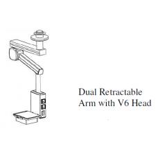 Navigator Equipment Boom- Dual Retractable 29.5/27.5