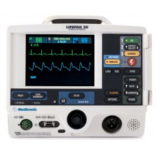 Medtronic LifePak 20 Defibrillator with AED Mode