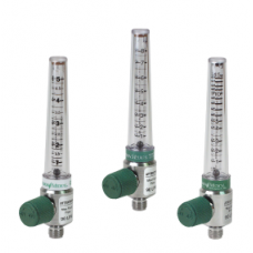 Oxygen Flowmeters, Chrome