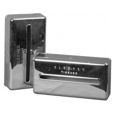 Stainless Steel Metal Chrome Kleenex Tissue Dispenser