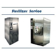 Sterilizer Service Contract - Annual